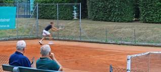 Gehrdener Sommercup: Tennisvereine klagen über Nachwuchsprobleme