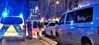 Betrunkene Frau schlägt Taxifahrer mit Weinflasche ins Krankenhaus