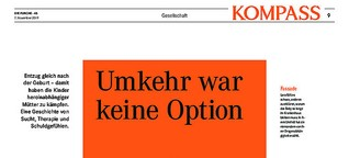 Umkehr war keine Option