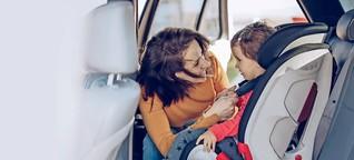 Kindersitz: So finden Sie ein passendes und sicheres Modell