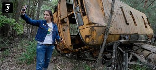 Tschernobyl als Touri-Ziel: Respektlose Selfies aus der Sperrzone