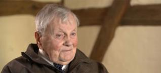 """""""Holocaust-Überlebender: """"Was mir geholfen hat, war meine Jugend"""""""