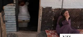 Irak: Jesiden - Vertrieben, vergewaltigt, vergessen
