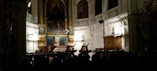 Münchner Gitarrentrio - Alte Hofkapelle der Residenz