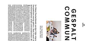 Missy Magazine 06/19: Reportage Gespaltene Communites