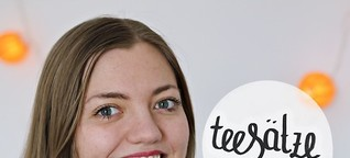 """Wie belastend ist die Arbeit im Newsroom, Eva? Meine Stimme im Podcast """"teesätze"""""""