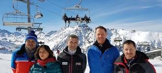 Xenius: Wintertourismus - Hat der Spaß im Schnee Zukunft? | ARTE