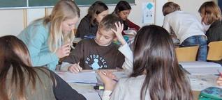 Wenn Schüler selbst entscheiden, was sie lernen wollen - immer mehr Alternativschulen