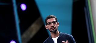 Google: Wie geht es weiter unter Sundar Pichai?