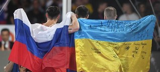 Ukraine und Russland: Weder Brüder noch Intimfeinde