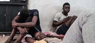 Guinea - Die schwierige Rückkehr von Migranten