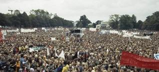 Nato-Doppelbeschluss: Die Kernspaltung der Gesellschaft - SPIEGEL ONLINE - einestages