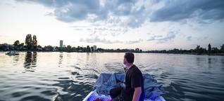 Der Donau-Angler - Wiener Journal