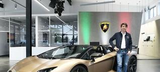 """""""Jeder hat das Recht, einen Lamborghini zu kaufen"""""""