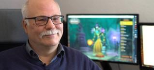 Kurt gründete eine Ü40-World of Warcraft-Gilde