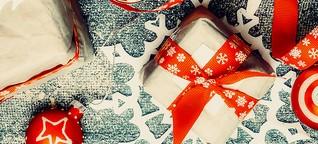 Weihnachten: Jetzt wird eingepackt - aber warum?