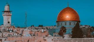 Vergebung: Das Mächtigste, was mir mein Israel-Besuch gezeigt hat