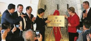 Erste deutsche Unis überdenken umstrittene Konfuzius-Institute