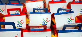 Google: Der Lack ist ab