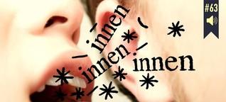 Podcast: Warum ist gegenderte Sprache wichtig?