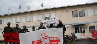 Flüchtlings-Protesttour durch Deutschland | DW | 11.03.2013