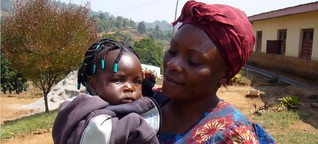 "Entwicklungspsychologin: ""Afrikanische Mütter sind über uns erschüttert"" | DW | 19.01.2014"