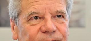 Gauck in Tschechien: Ein Besuch zwischen Geschichte und Gegenwart | DW | 04.05.2014