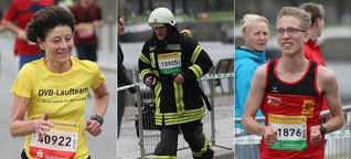 21. Dresden-Marathon: Alle Bilder zwischen Augustus- und Carolabrücke