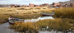 Südamerikas größter Süßwassersee stirbt | DW | 08.09.2019