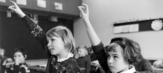 Grundschule: Seit 100 Jahren zum Einmaleins | DW | 13.09.2019
