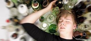 Volltrunken ins neue Jahr | DW | 31.12.2013