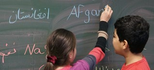 Leben nach der Flucht: Bildung und Schule (Teil 3) | DW | 09.06.2017