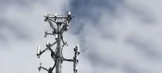 Die große Strahlenpanik: Wie Mobilfunkgegner Angst vor 5G verbreiten