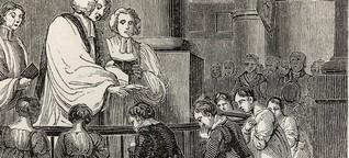 Die Erfindung der Konfirmation - Zweite Taufe bei klarem Verstand