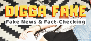 Digga Fake - Fake News & Fact-Checking
