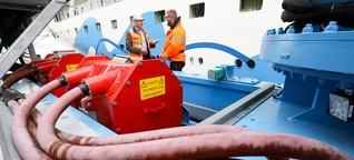 Landstrom: Sauber im Hafen liegen ist teuer