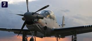 Renaissance in der Luft: Die Rückkehr der Propeller-Kampfflugzeuge