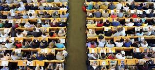 Zwischen Meinungsfreiheit und Manipulation (Salzburger Nachrichten)