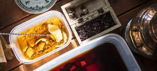 Vom Destillieren daheim: Die sieben Düfte der Brennnessel