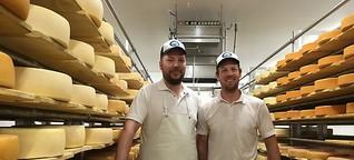 Käse aus Dornröschenschlaf geweckt (ORF Niederösterreich)