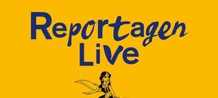 REPORTAGEN live: Daniela Schröder @ Ruhrfestspiele