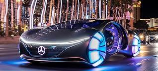 Elektroauto: Fahren mit einem Banshee
