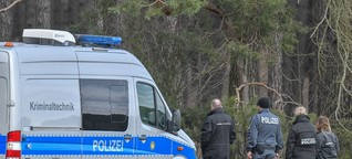 1400 Hinweise: 18 Hellseher wenden sich im Fall Rebecca an die Polizei