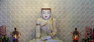 Geben und Nehmen in den Religionen: Buddhismus - Reich ist, wer teilen kann