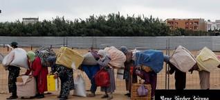 Die Schmugglerinnen von Melilla