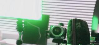 Let's Play: Wie baue ich ein Streaming-Studio auf?