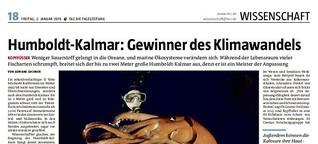Humboldt-Kalmar: Gewinner des Klimawandels