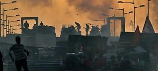 Eskalierende Proteste im Irak: Gewalt schockiert Demonstranten