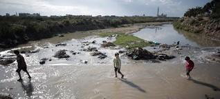 Mehr als nur sauberes Wasser - Ein Klärwerk für Gaza