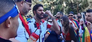 Der schwule Abgeordnete David Miranda - Homophobie in Brasilien